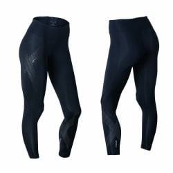 Womens Mid-Rise Compression Tights
