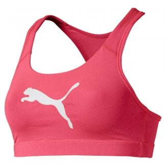 4Keeps Mid Impact Women's Puma Bra Top