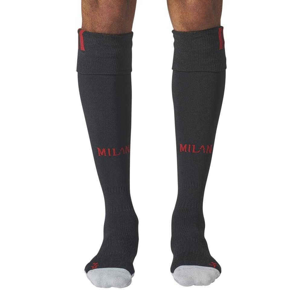 premium selection dab6a 0ad52 Adidas AC Milan 3rd Socks