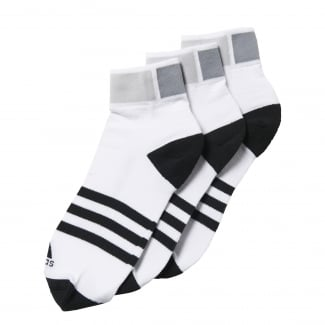 3-Pack Clima ID Cushioned Ankle Socks