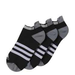 3-Pack Clima ID Cushioned No Show Socks