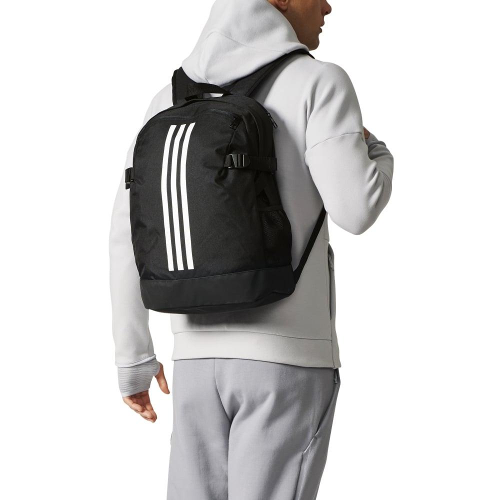 Buy adidas 3 stripe power backpack   OFF52% Discounted b70031091e41b