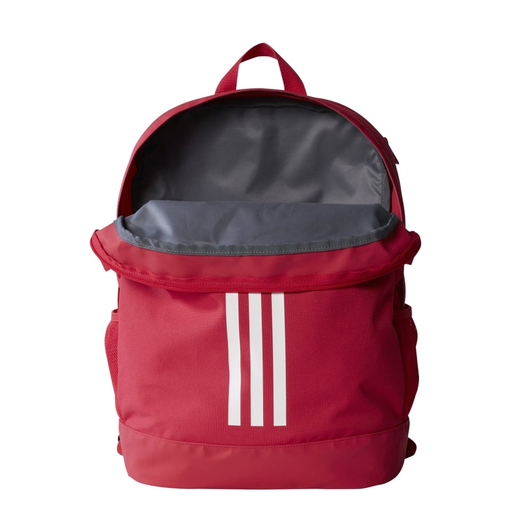 adidas 3-Stripes Power Backpack Medium in Pink  ebff868638653