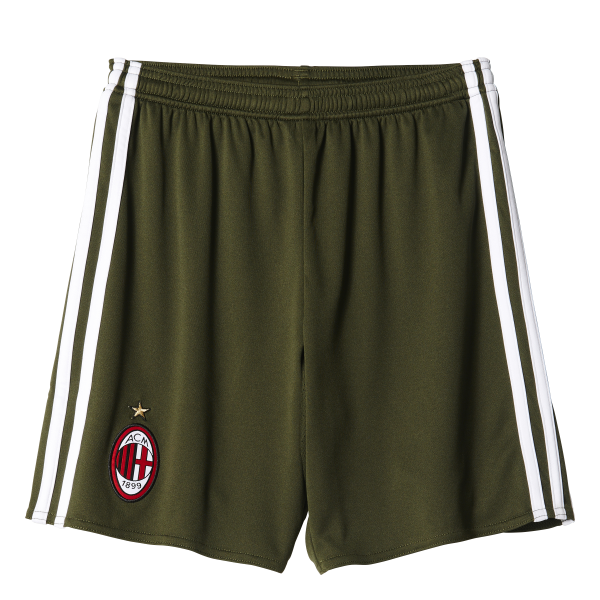 adidas AC Milan 3rd Junior Short 2016/2017
