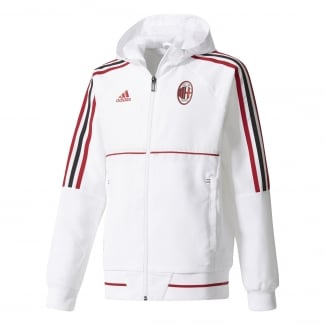 AC Milan Junior Presentation Jacket 2017/2018