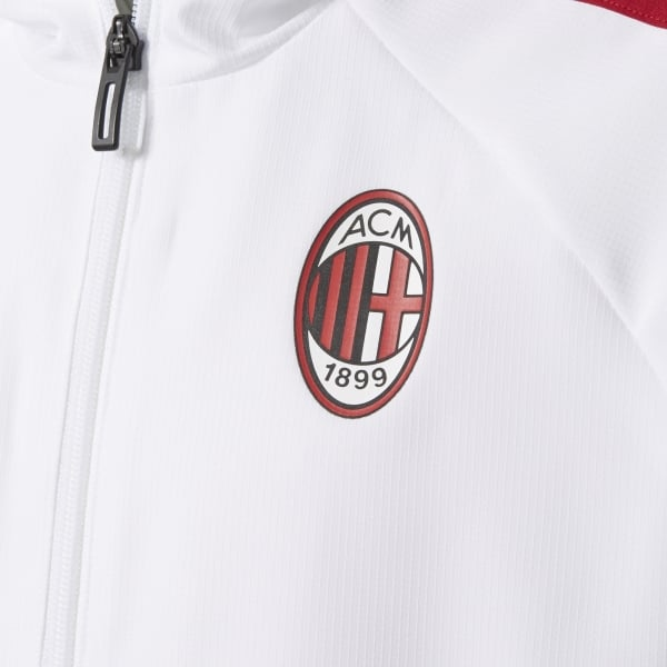 adidas AC Milan Junior Presentation Jacket 2017/2018