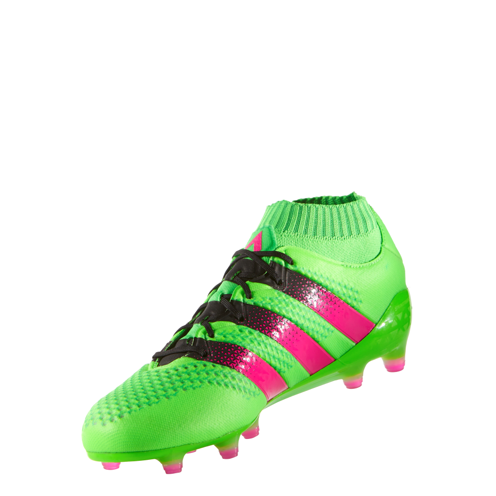 adidas ace 16 1 primeknit fg ag in green excell sports uk. Black Bedroom Furniture Sets. Home Design Ideas