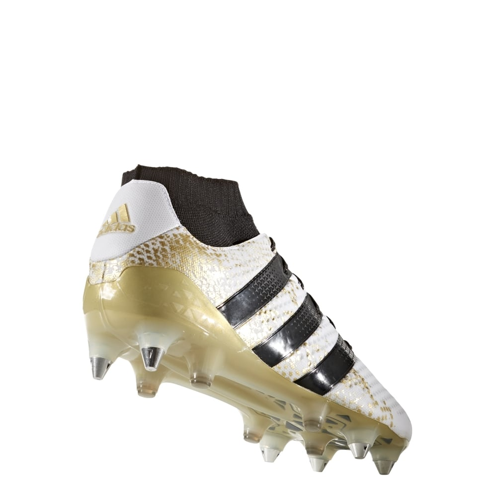 9a5997510 adidas Ace 16.1 Primeknit SG in White