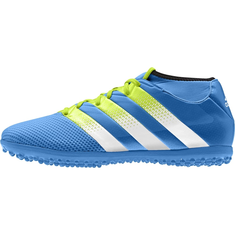 adidas ace 16 3 primemesh tf in blue excell sports uk. Black Bedroom Furniture Sets. Home Design Ideas