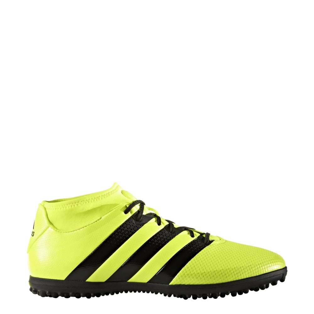 adidas ace 16 3 primemesh tf in yellow excell sports uk. Black Bedroom Furniture Sets. Home Design Ideas