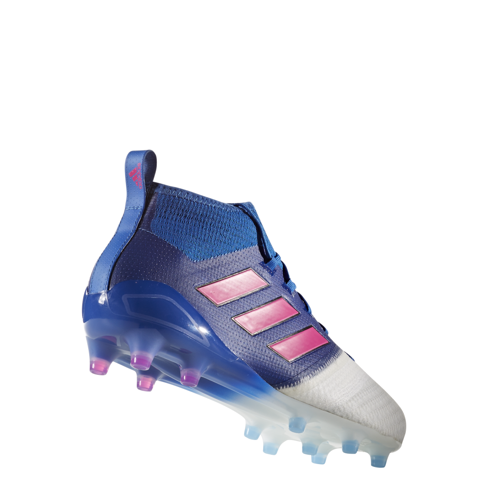 san francisco cc9d8 7bb0f adidas ACE 17.1 Primeknit FG in Blue | Excell Sports UK