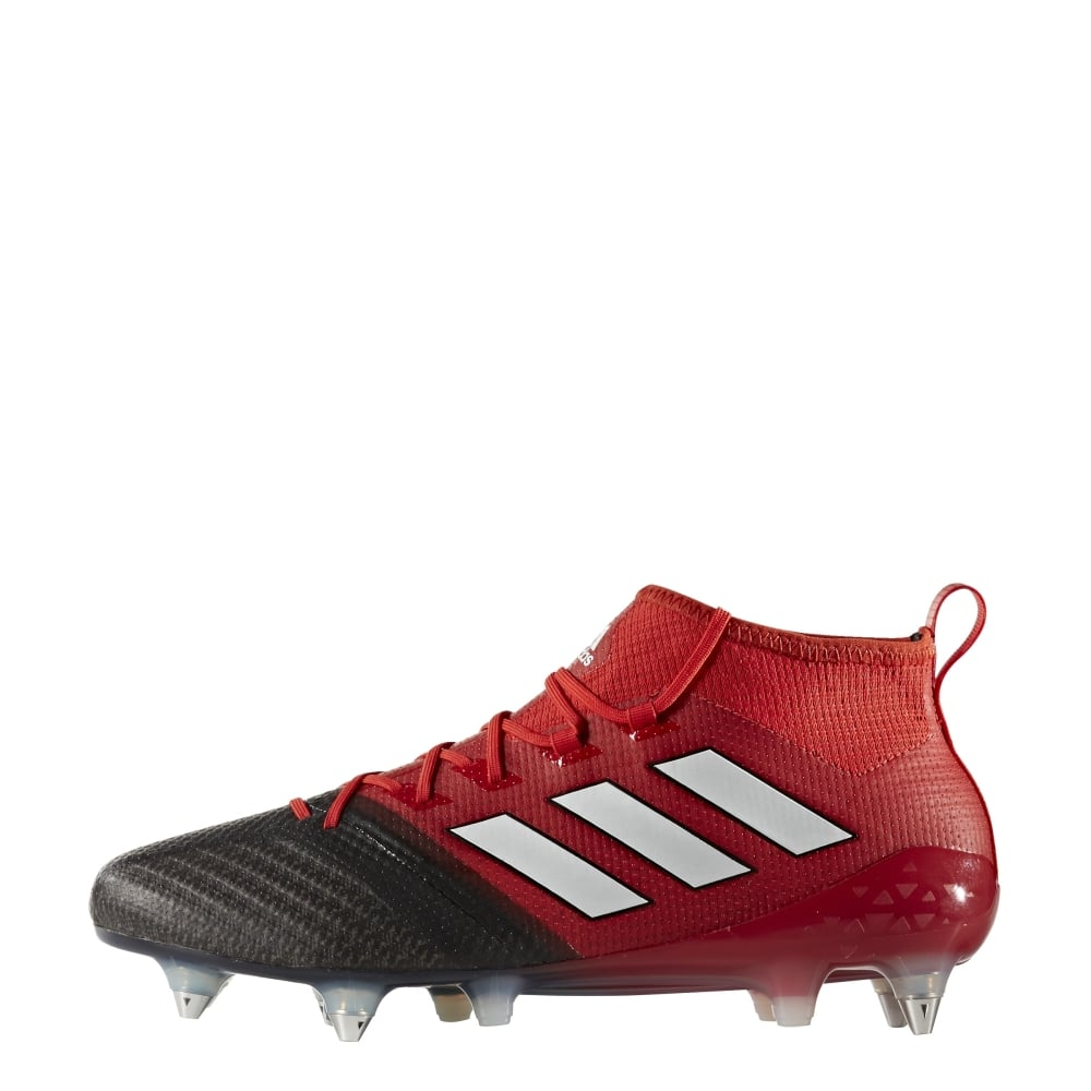 best sneakers 90e47 5564d adidas ACE 17.1 Primeknit SG in Red | Excell Sports UK