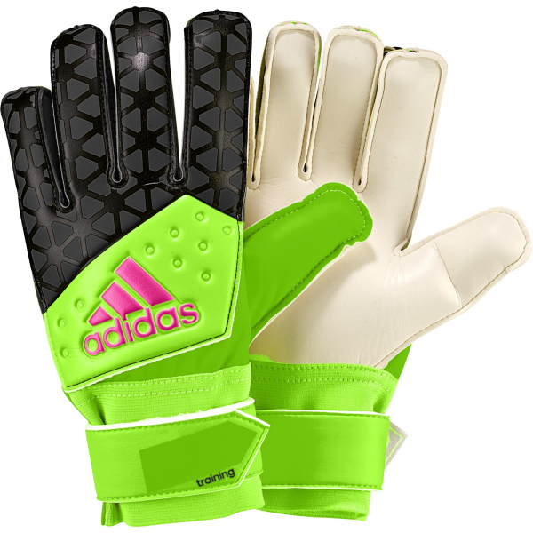 adidas Ace Training Goalkeeper Gloves (sizes 4-8.5)