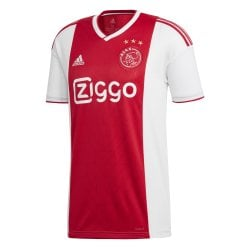 Ajax Amsterdam Home Mens Short Sleeve Jersey 2018/2019