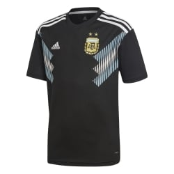 Argentina Away Junior Short Sleeve Jersey 2018