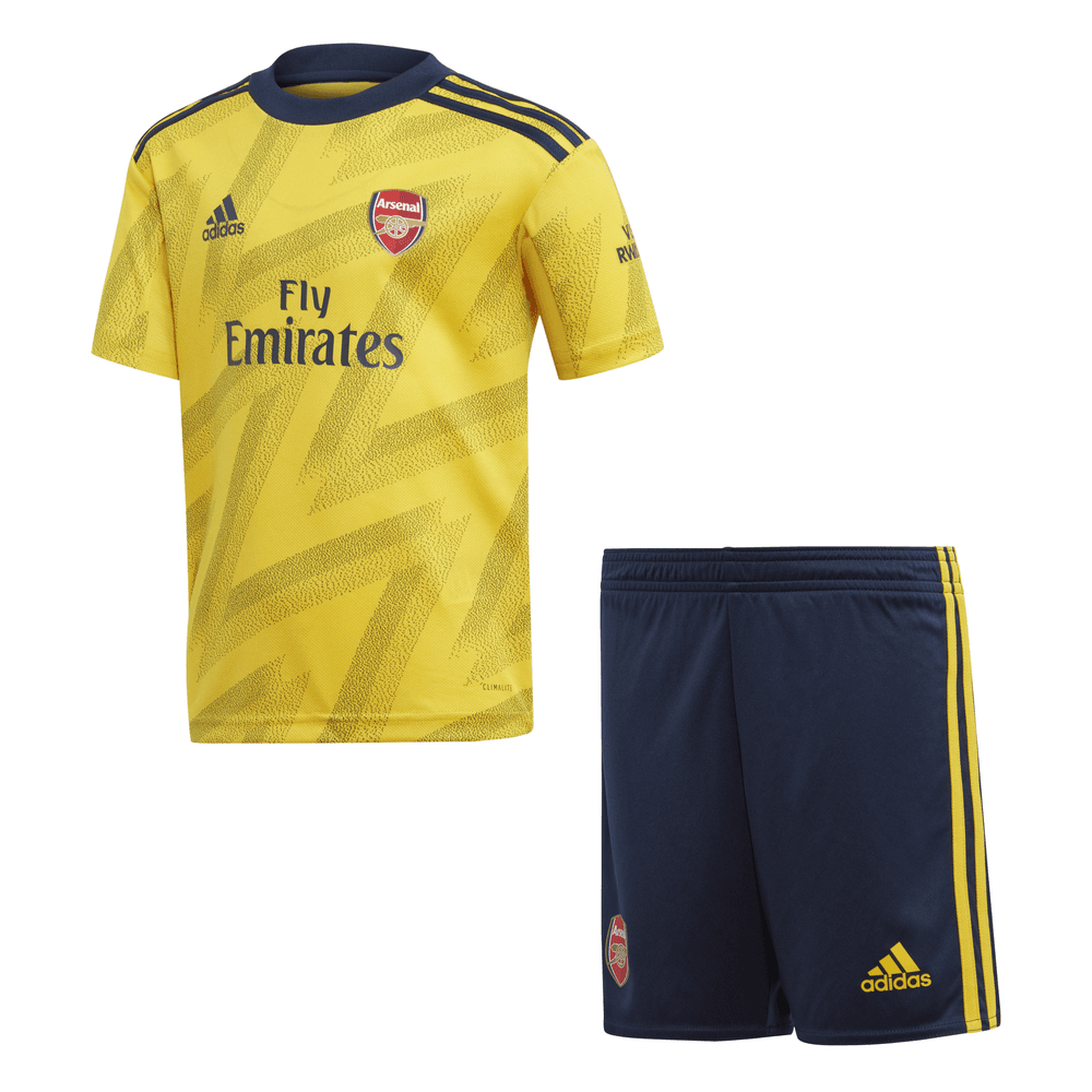 official photos 3d49d 6ddc5 Adidas Arsenal Away Mini Kit 2019/2020 - Adidas from Excell ...