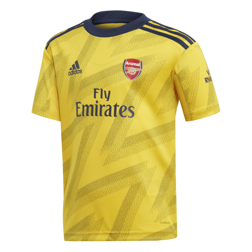 official photos f1145 e0d5c Adidas Arsenal Away Mini Kit 2019/2020 - Adidas from Excell ...