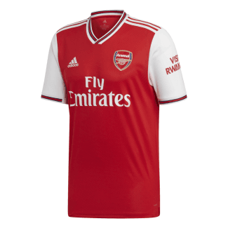 Arsenal Home Mens Short Sleeve Jersey 2019/2020