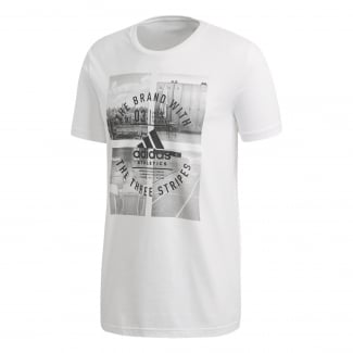 Athletics Photo Tee