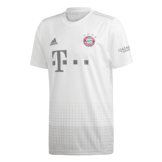 Bayern Munich Away Mens Short Sleeve Jersey 2019/2020