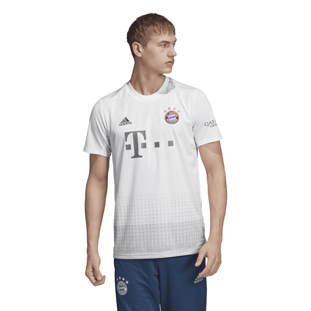 cheap for discount 3a50d 4fd3d Adidas Bayern Munich Away Mens Short Sleeve Jersey 2019/2020 ...