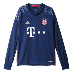 Bayern Munich Goalkeeper Long Sleeve Jersey 2016/2017