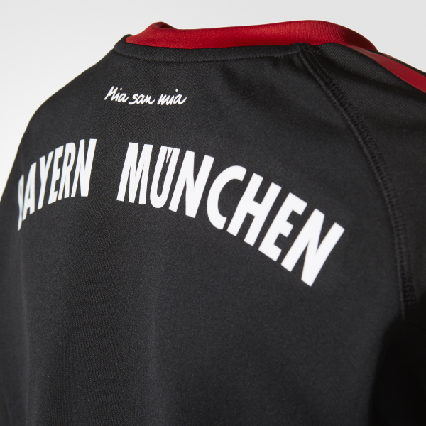 adidas Bayern Munich Goalkeeper Long Sleeve Jersey 2017/2018