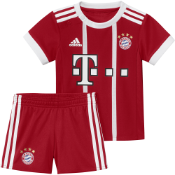 Bayern Munich Home Baby Kit 2017/2018