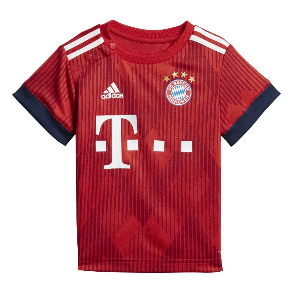 Adidas Bayern Munich Home Baby Kit 2018/2019 - Adidas from E