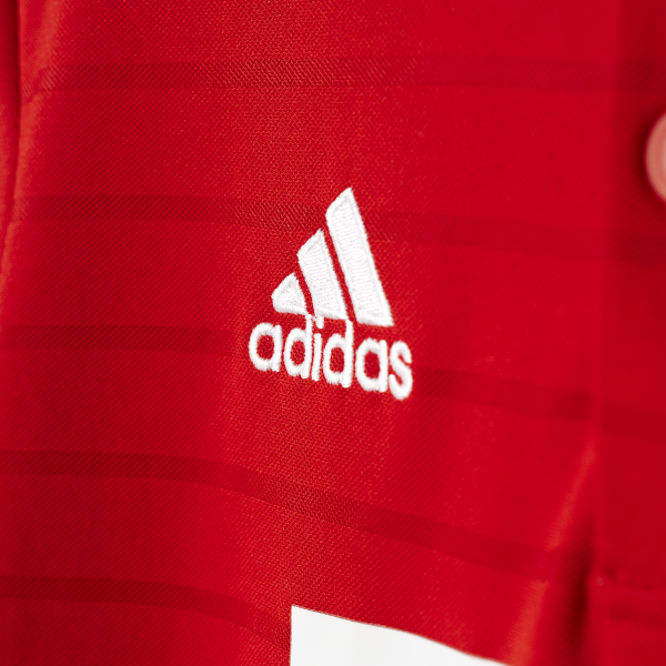 adidas Bayern Munich Home Junior Long Sleeve Jersey 2016/2017