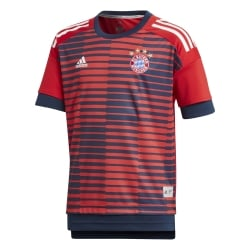 Bayern Munich Home Junior Pre-Match Jersey
