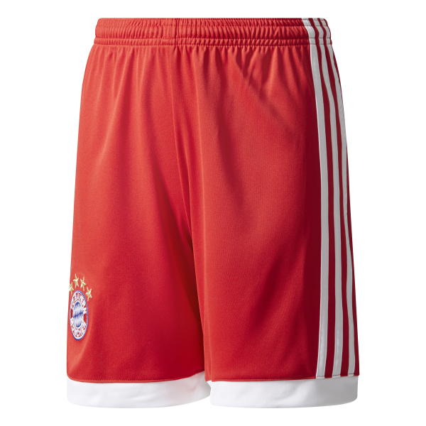 Adidas Bayern Munich Home Junior Short 2017/2018