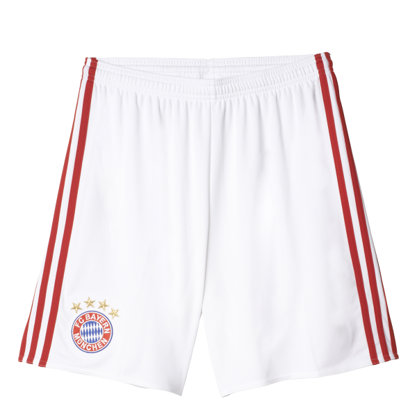 adidas Bayern Munich Home Mens Short 2016/2017