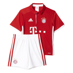 Bayern Munich Home Mini-Kit 2016/2017