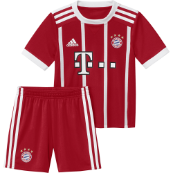 Bayern Munich Home Mini-Kit 2017/2018