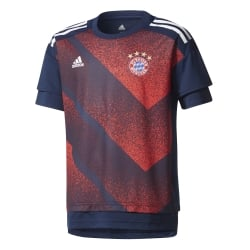 Bayern Munich Junior Pre-Match Home Jersey 2017/2018