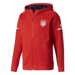 Bayern Munich Mens Anthem Squad Hoody