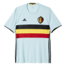 adidas Belgium Away Mens Short Sleeve Jersey 2016