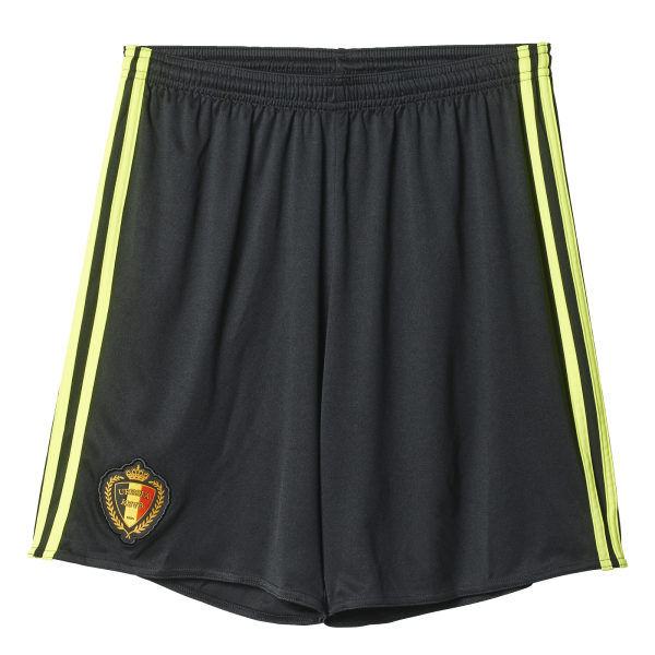 adidas Belgium Home Mens Short 2016