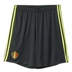 Belgium Home Mens Short 2016
