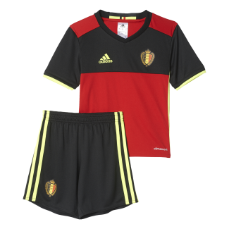 Belgium Home Mini-Kit 2016