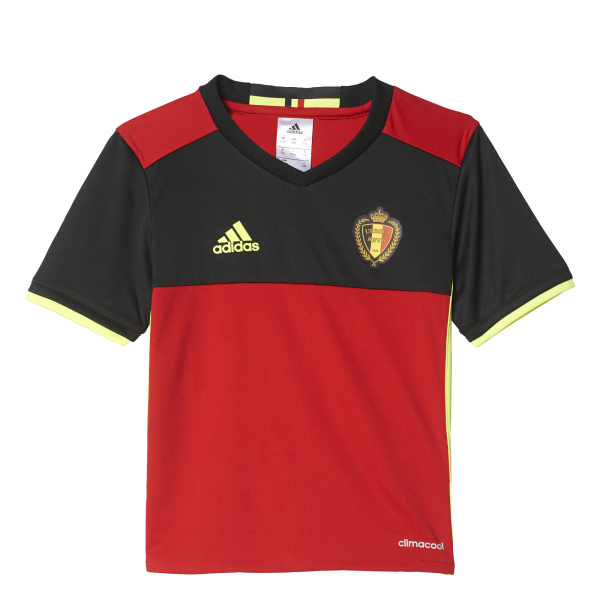 adidas Belgium Home Mini-Kit 2016