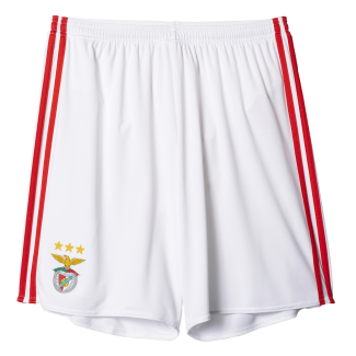Benfica Home Mens Short 2016/2017