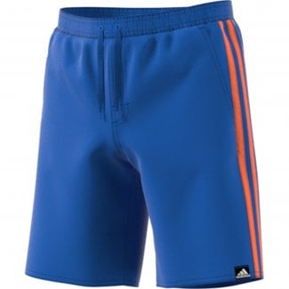 Boys 3-Stripes Swim Shorts