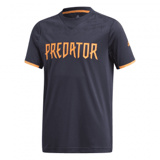 Boys Football Inspired Predator AEROREADY Jersey