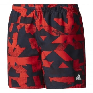 Boys Graphic Water Shorts