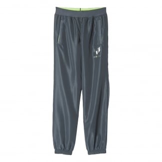 Boys Messi Closed Hem Woven Pant