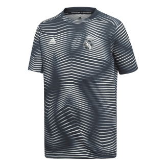 Boys Real Madrid Pre-Match Jersey