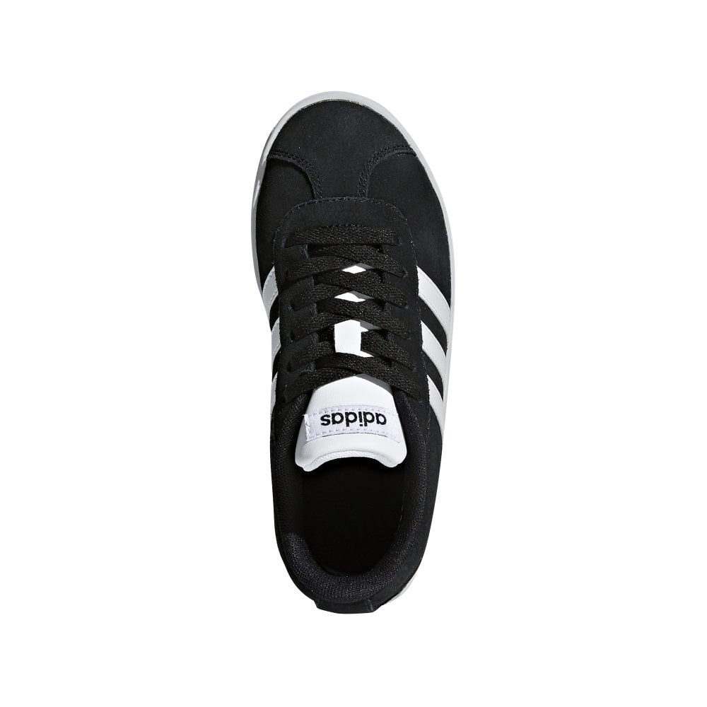 Adidas Boys VL Court 2.0 Shoes (Sizes 3