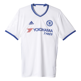 Chelsea 3rd Mens Short Sleeve Jersey 2016/2017